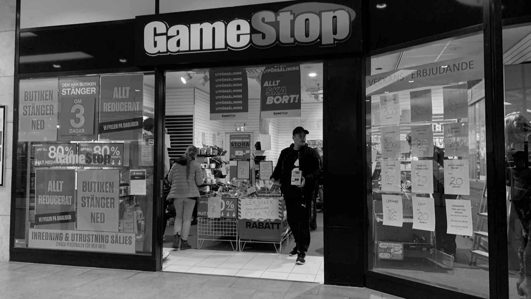 ¿De verdad GameStop puede valer más que 32 empresas del Ibex 35?
