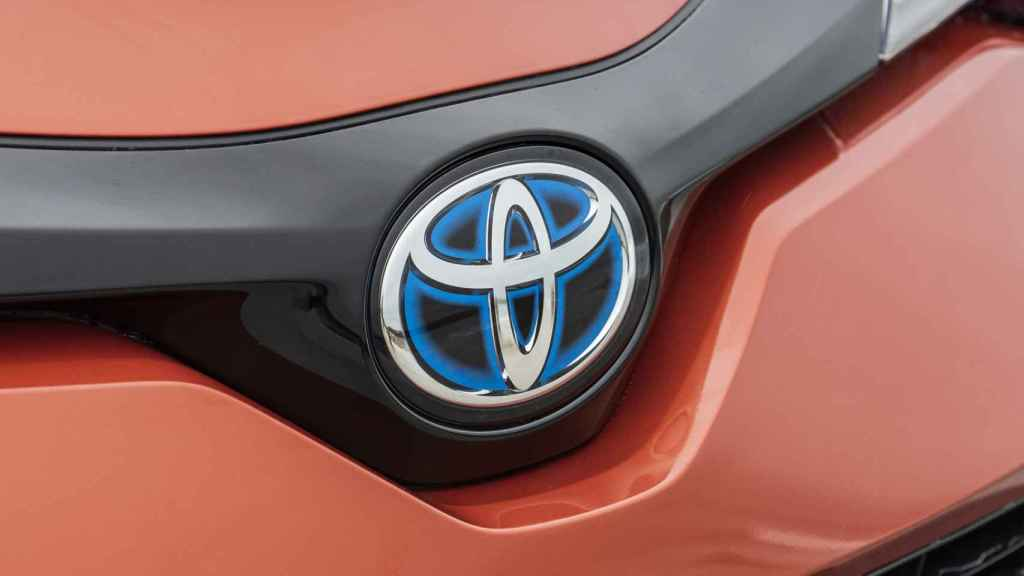 Emblema de Toyota.