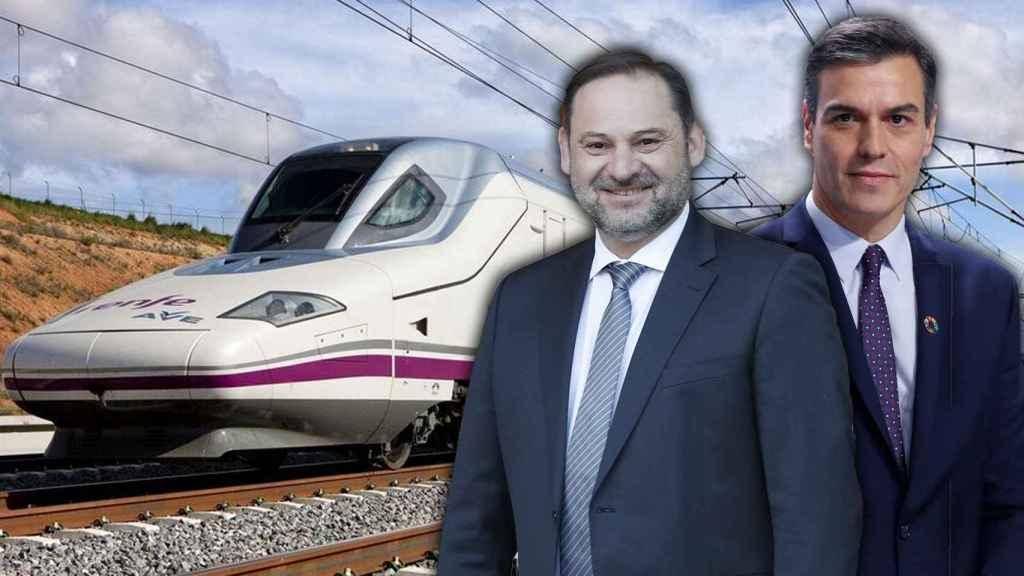 Pedro Sánchez y José Luis Ábalos acudirán este lunes a Alicante a inaugurar el tramo.