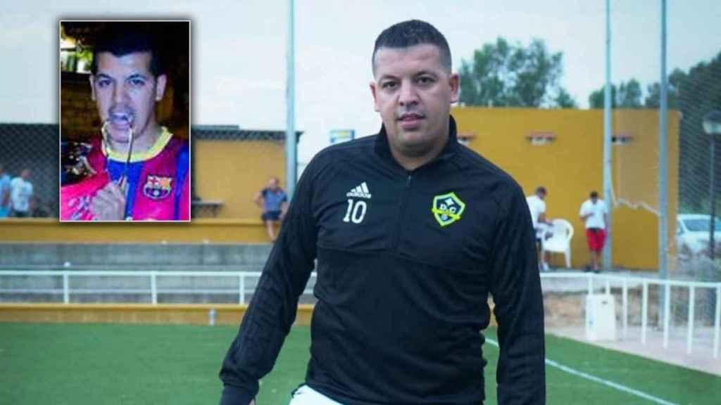 El narcotraficante Abdellah El Haj Sadek el Menbri, conocido como 'el Messi del hachís'.