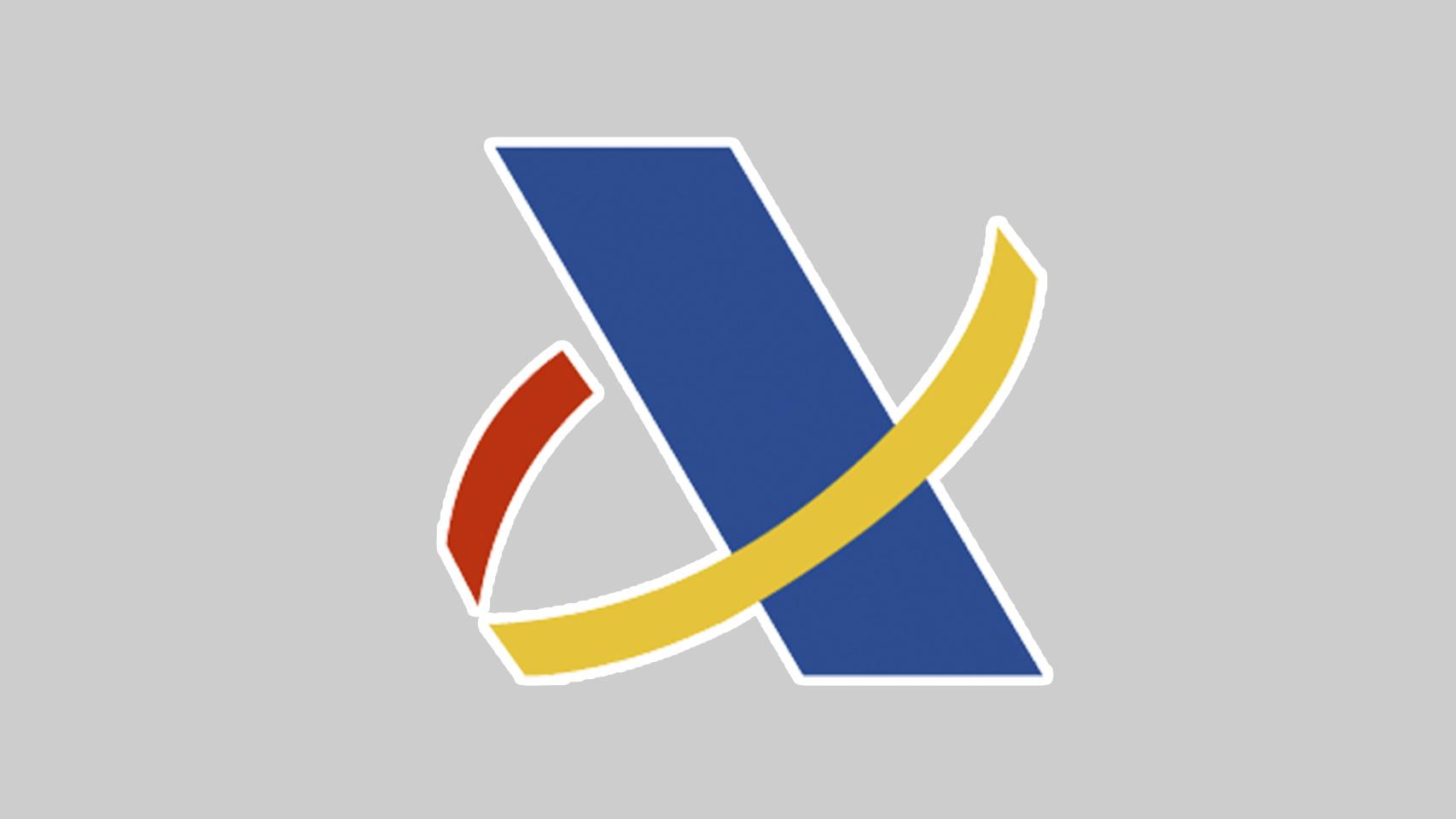 Logo de Hacienda.