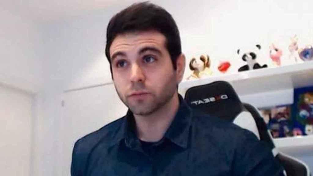 Vegetta777, otro de los youtubers que se ha ido a Andorra.