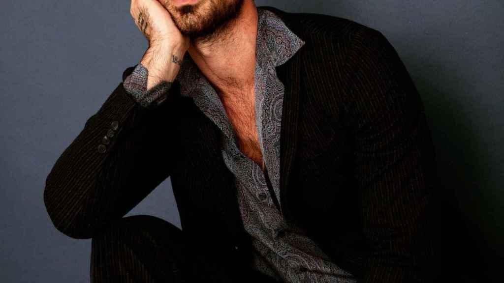 Michele Morrone es actor, modelo y cantante.