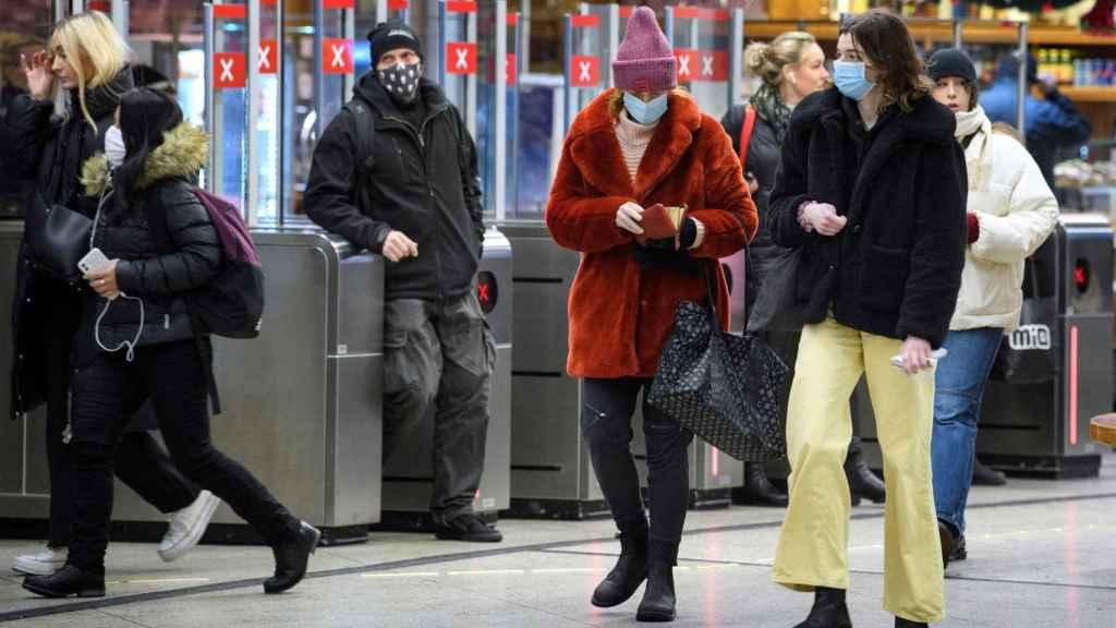 La pandemia en Suecia.