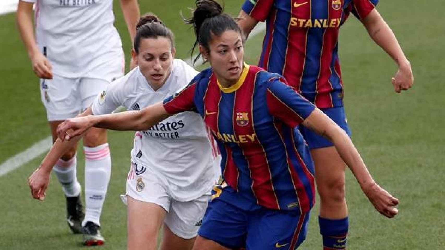 El protocolo antiCovid del fútbol femenino, a debate: qué piden las  jugadoras y qué dice la RFEF