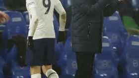 Gareth Bale, sustituido por Jose Mourinho