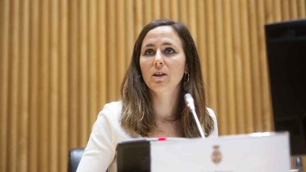 Ione Belarra, secretaria de Estado de la Agenda 2030.