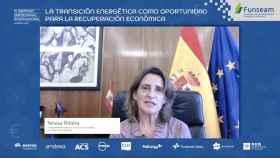 Teresa Ribera: Vamos a convivir durante mucho tiempo con tecnologías no renovables