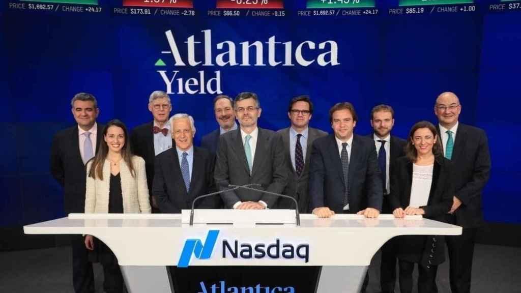 Atlantica Yield, en el 'Top-5' de las energéticas verdes que más han crecido en 2020