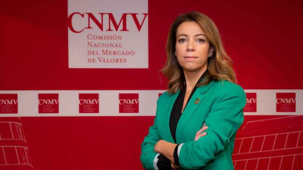 Montserrat Martínez Parera, vicepresidenta de la CNMV.