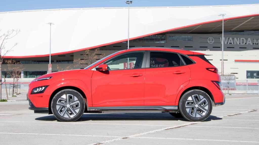 El Hyundai Kona compite contra poderosos como el Seat Arona y el Peugeot 2008.