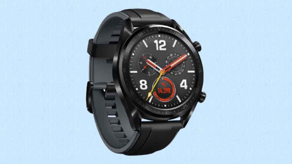 El Huawei Watch GT Sport está en oferta y se puede comprar por menos de 100 euros.