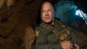 Michael Chiklis en 'Coyote'.