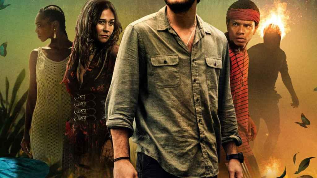 'Ciudad Invisible' es un estreno brasileño.