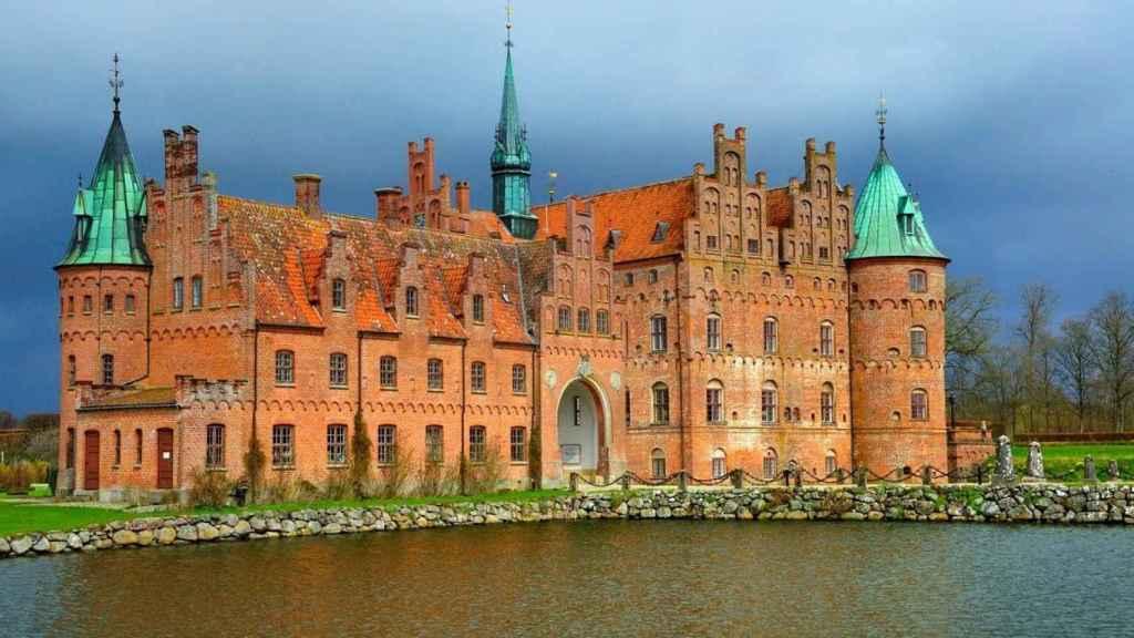 Castillo de Egeskov (Dinamarca)