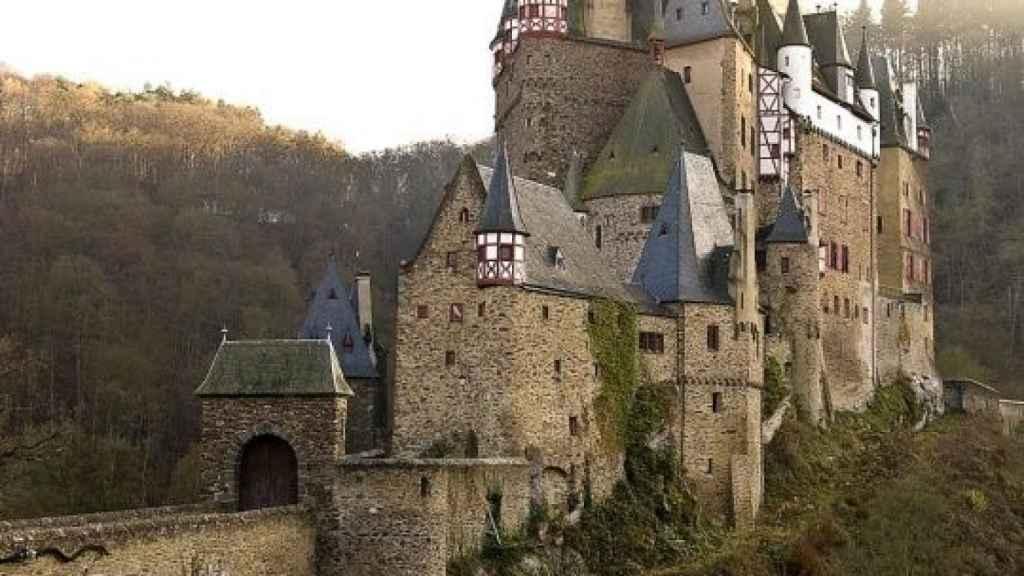 Castillo de Eltz (Alemania)