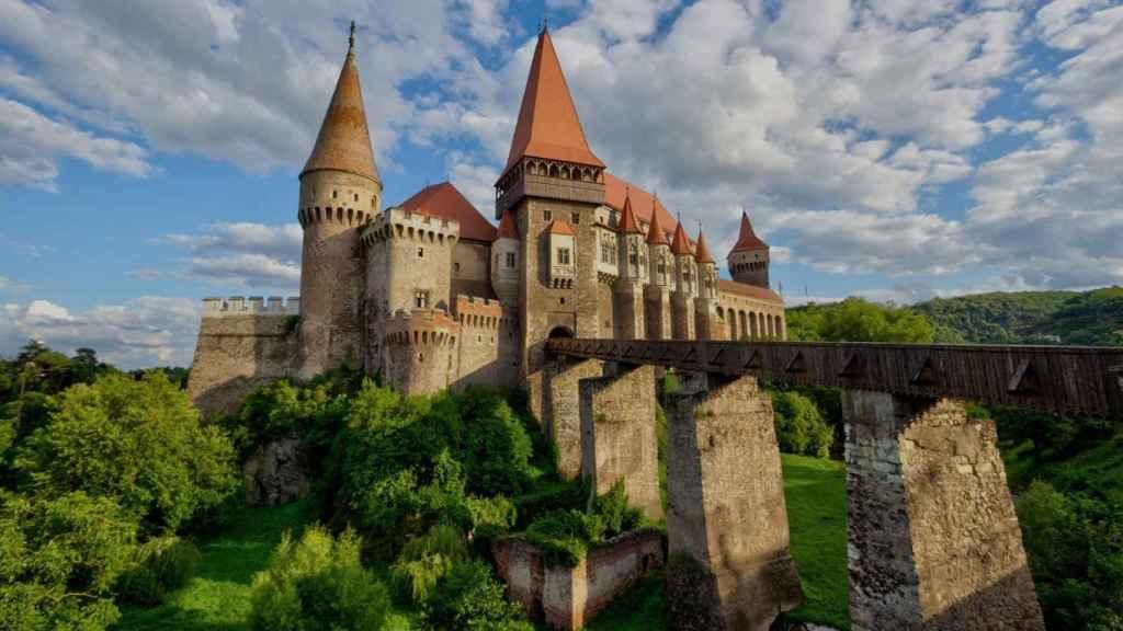 Castillo de Hunyad (Rumanía (Transilvania)