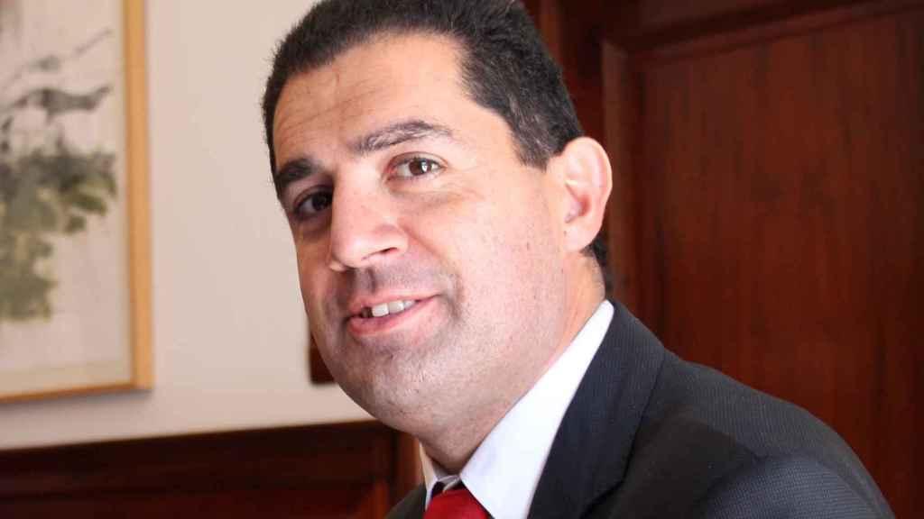 El alcalde de Alcoy y portavoz del PSOE en la Diputación de Alicante, Toni Francés.