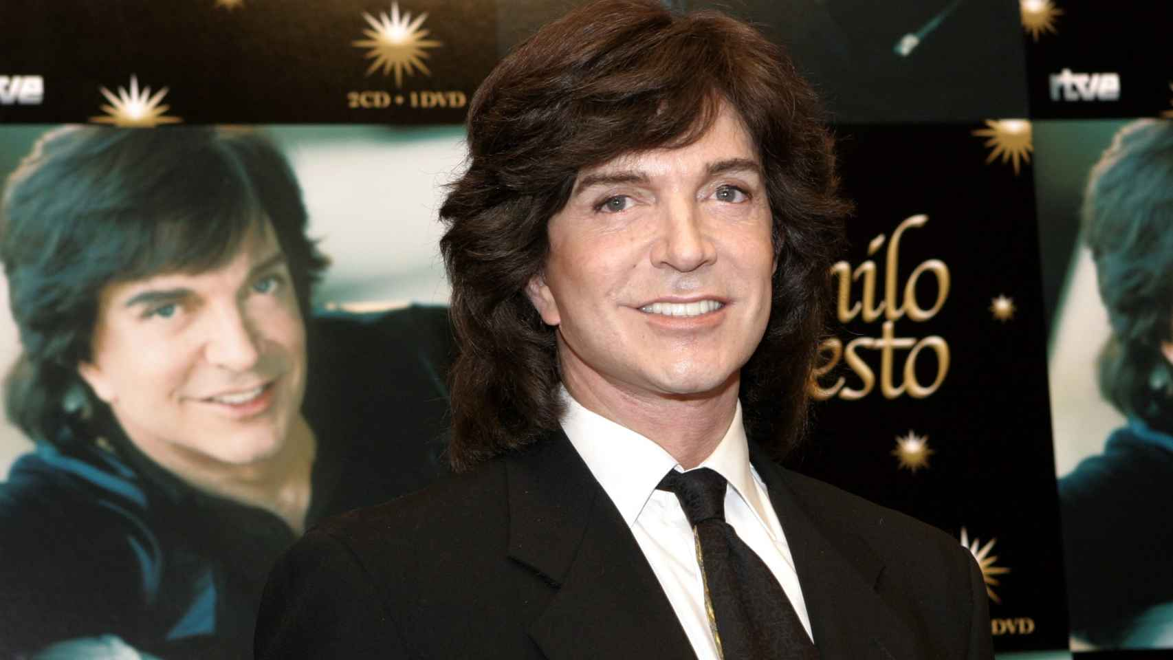 El cantante Camilo Sesto en una imagen fechada en enero de 2004.