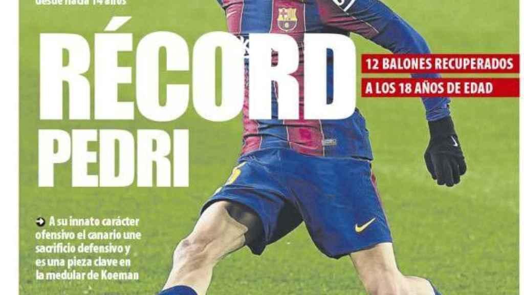 Portada Mundo Deportivo (02/02/21)
