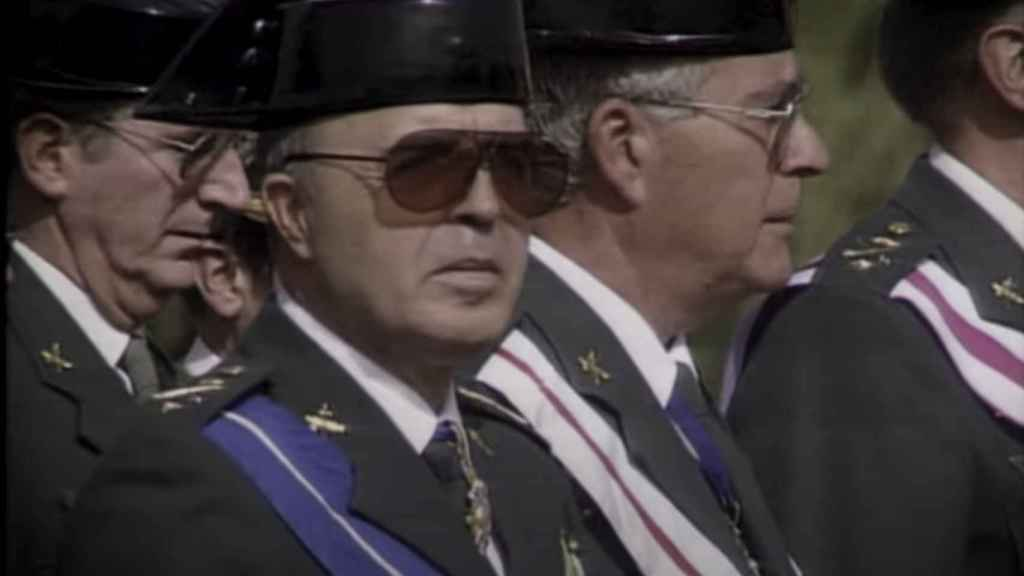 El exgeneral de la Guardia Civil, Enrique Rodríguez Galindo.