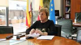 Ana Barceló, 'consellera' de Sanidad de la Comunidad Valenciana. EE