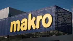 Un establecimiento de la cadena Makro en Cataluña.