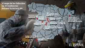 Las 10 residencias de España más letales en la 3ª ola del Covid-19: 116 ancianos muertos, todos vacunados