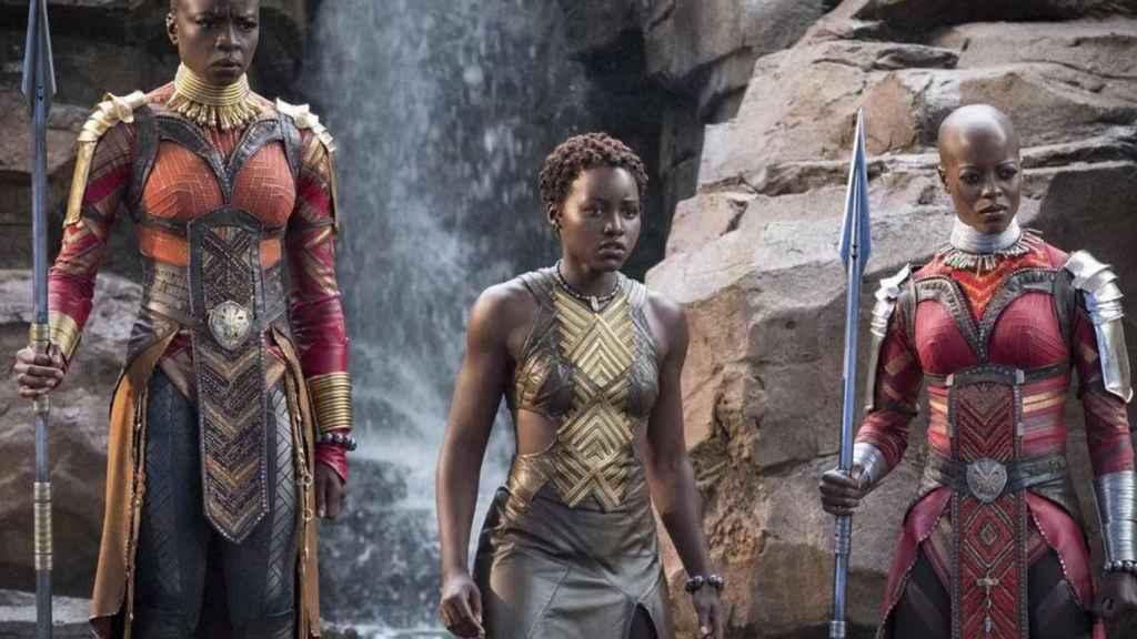 Fotograma de 'Black Panther'.