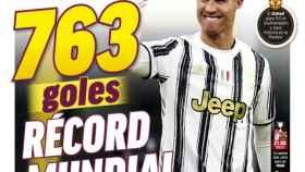 La portada del diario MARCA (03/02/2021)