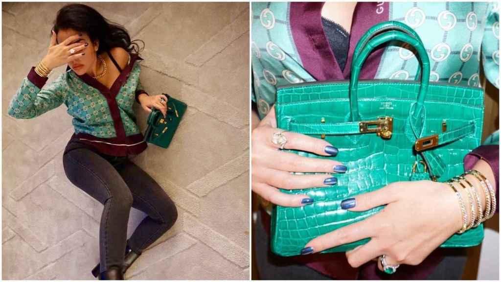 Birkin Emerald (Vert Emeraude)