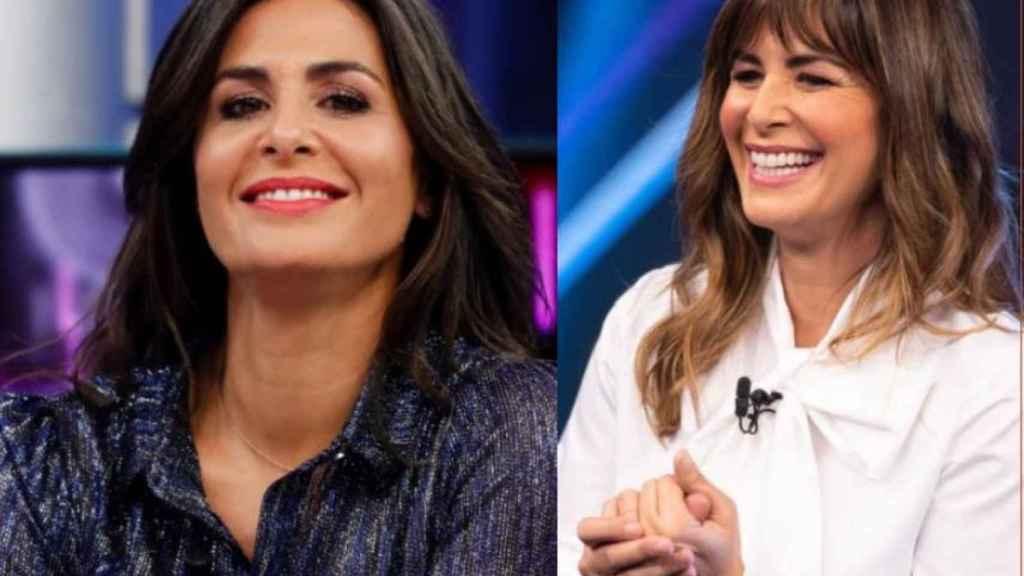 Nuria Roca, su sutil antes y después en montaje de JALEOS.
