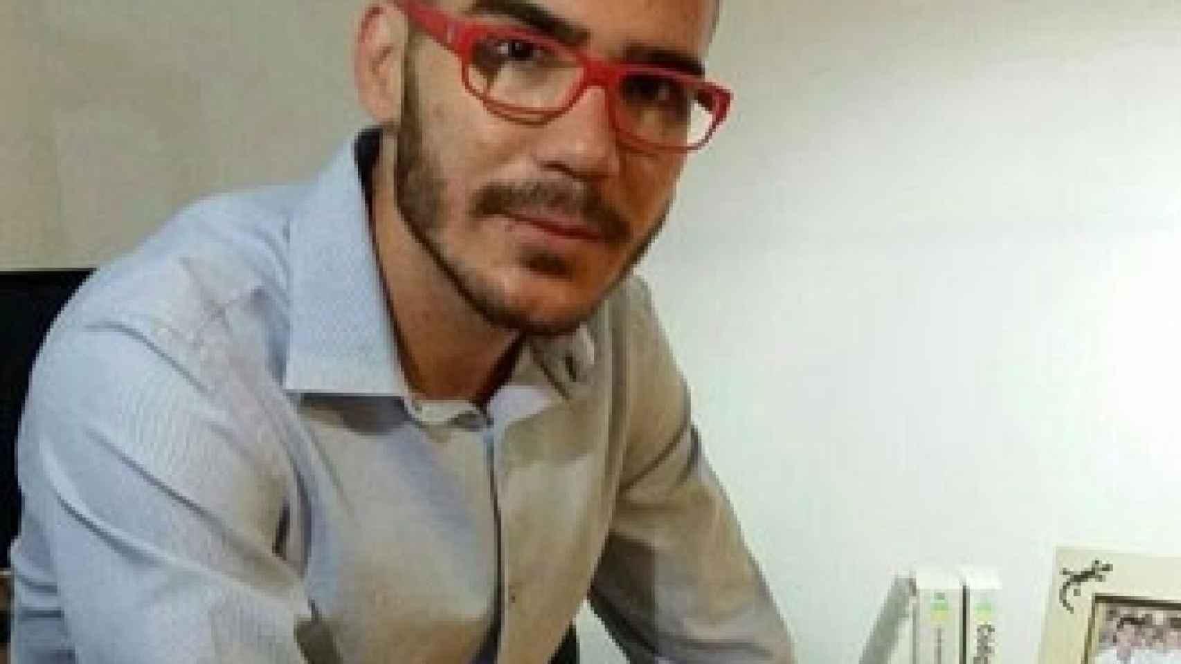 El asesor de Compromís en la Diputación, Ximo Perles.