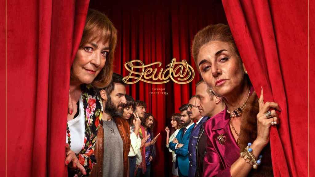 Carmen Maura y Mona Martínez protagonizan 'Deudas'.