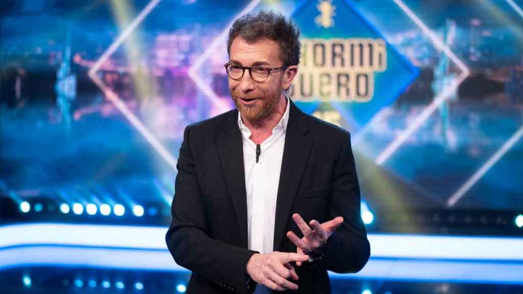 Pablo Motos estará dos semanas sin presentar 'El Hormiguero'  tras confirmarse su positivo en COVID