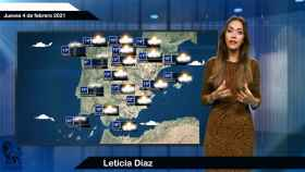 El tiempo en España para el 4 de febrero.