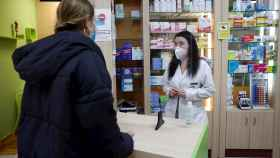 Farmacias. EFE/ Mariscal.
