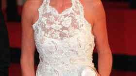 La princesa Diana de Gales en Washington en 1996.