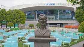 Melbourne Park acoge esta semana cinco torneos antes del Abierto de Australia.