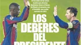 Portada Mundo Deportivo (03/02/21)