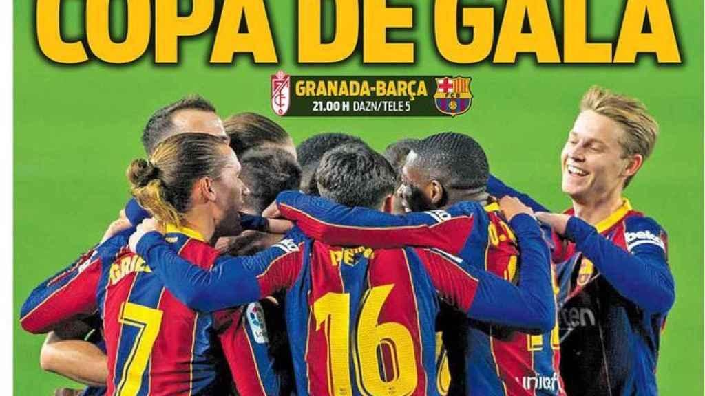 Portada Sport (03/02/21)