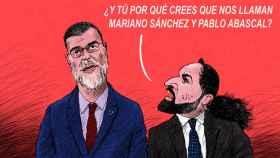 Pablo Casado ve en los elogios de Pedro Sánchez a Abascal la misma pinza que Rajoy hizo con Iglesias