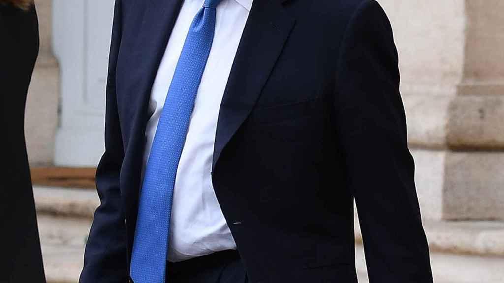 El expresidente del BCE, Mario Draghi.