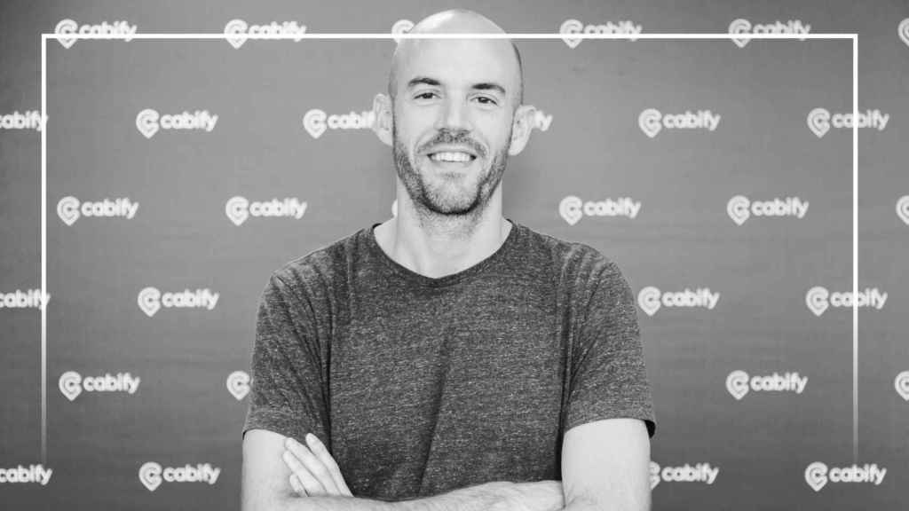 Juan de Antonio, fundador y CEO de Cabify.