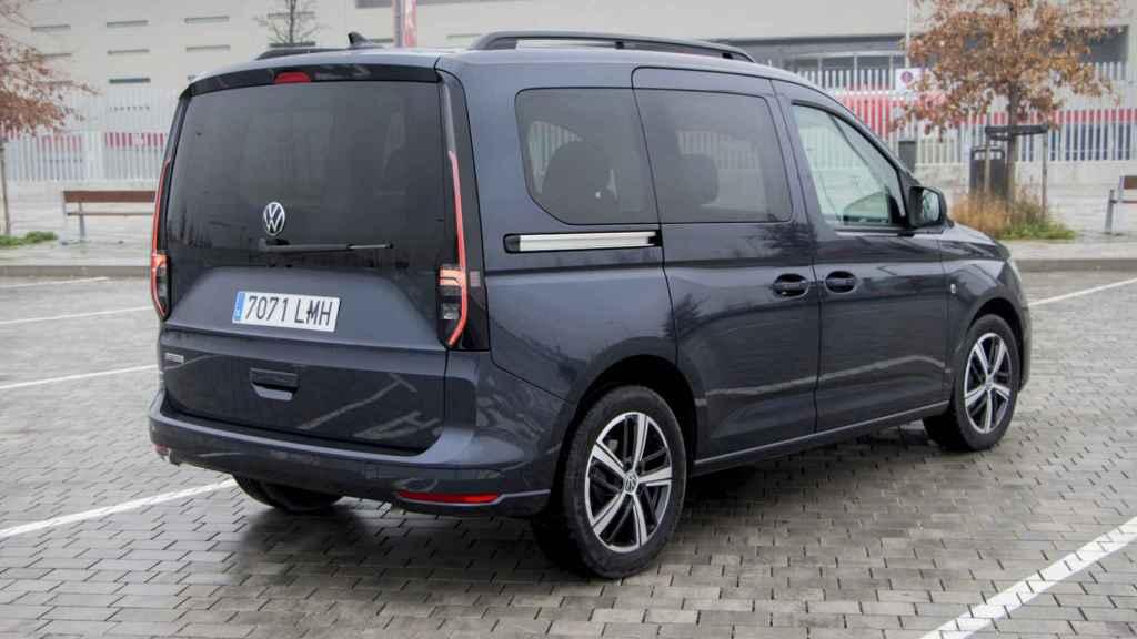 Volkswagen ha vendido 30.000 unidades en España en los últimos cinco años.