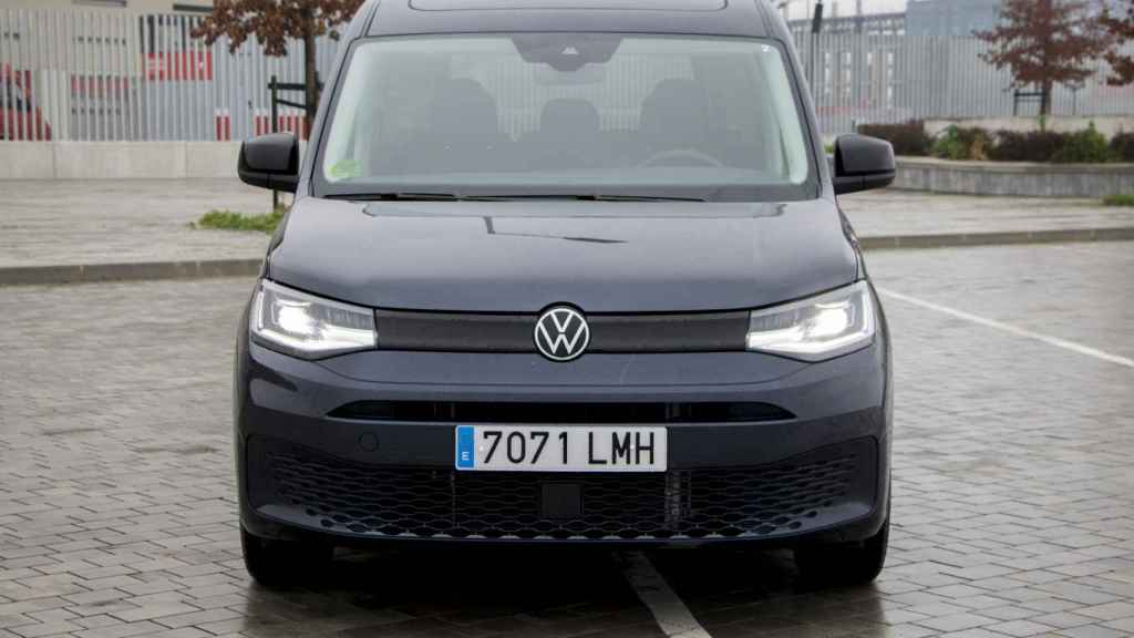 El Volkswagen Caddy presenta versiones para el ocio y para el trabajo.