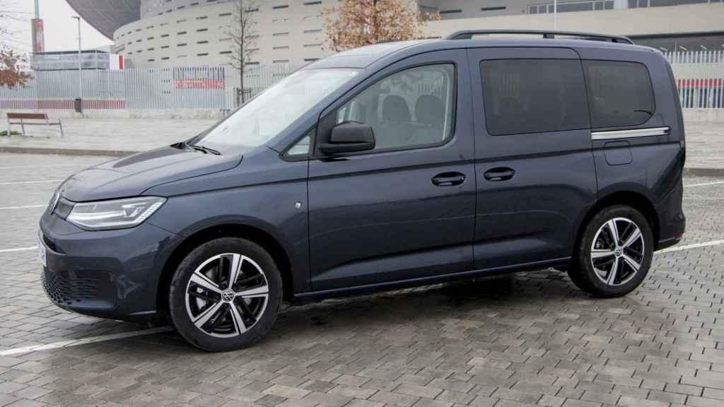 Este nuevo Caddy está a la venta desde 27.903 euros.