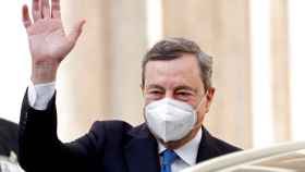 Mario Draghi, el hombre elegido por Sergio Mattarella para tomar las riendas de Italia.