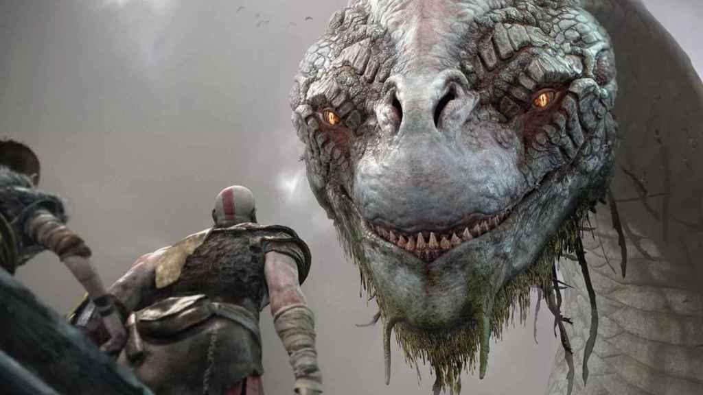 Juegos como God of War pueden mejorar con Inteligencia Artificial