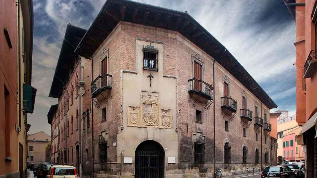 El Colegio de Bolonia.